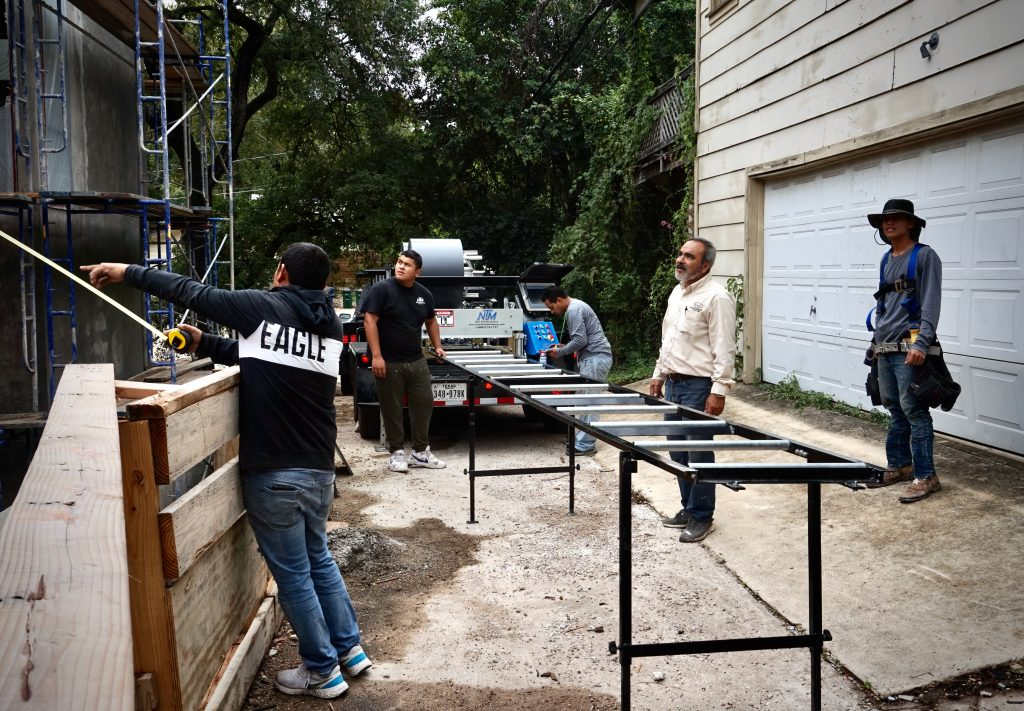 Custom Roof Sheet Metal Fabrication Austin Manor Georgetown Pflugerville